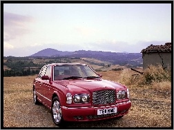 Bentley Arnage, Limuzyna